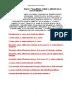 EL DEBATE HISTÓRICO Y FOLKLÓRICO