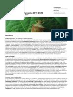 FMC - Informe de Plagas