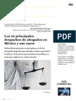 Los 10 principales despachos de abogados en México y sus casos.pdf