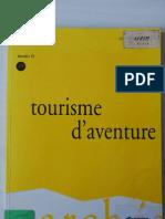 Tourism d'Aventure