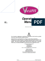 LASER VBEAM USER MANUAL