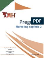 Ejercicios Capítulo 2 Marketing María José Calva