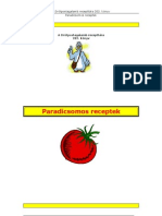 Paradicsomos-receptek