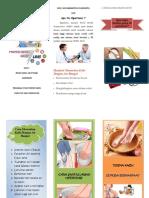 Leaflet Rendam Air Hangat (Hipertensi)