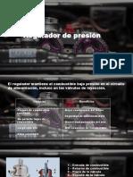 regulador de presion (COMBUSTIBLE)
