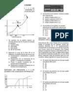 Examen Materia Quimica Decimo