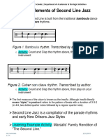 08 - Musical Elements of Second Line