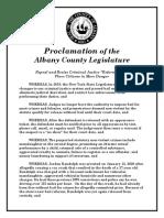 2020-02-10 Bail Reform Proclamation