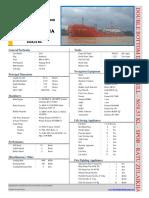 Ship Particular Ratu Zulaikha Update 28 April 2015