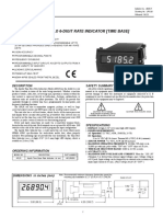 APLR Product Manual - (for reference only - see PAXLR or PAXR for new designs)