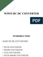 Wiwo Dc Dc Converter