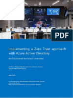 Implementing-a-Zero-Trust-approach-with-Azure-Active-Directory