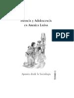 6. INFANCIA Y ADOLESCENCIA EN AMERICA LATINA