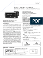 APLT Product Manual - (obsolete - for reference only - see PAXLC for new designs)