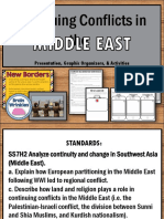 Conflicts in the Middle East (1)
