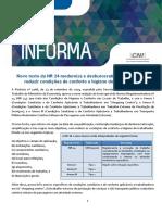 RT Informa N. 34 outubro - Novo texto da NR 24 e quadro comparativo.pdf