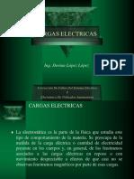 Cargas Electricas y Ley de Coulomb