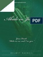676 - Abide in Jesus - Version 2