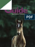 Guide Des Etalons Trotteurs - Guide Du SEPT