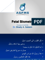 0 Fetal Biometry