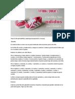 Adidas crochet Gianna