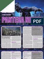 Adaptação - Pantera Negra