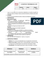 6.2 procedimientos y objetivos de la SST (1).docx