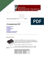 Comunicação I2C - 2 parte