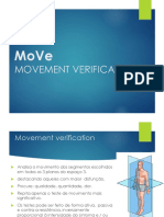Movement verification