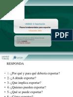 2.- PASOS FUNDAMENTALES PARA EXPORTAR