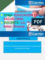 SEMANA 11 EDUCACION EN SALUD ORAL.pdf