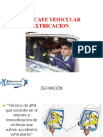 RESCATE VEHICULAR - EXTRICACION.pptx