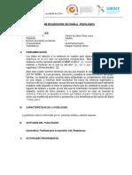 INFORME DE EJECUCION   CHARLAS VIOLENCIA.docx