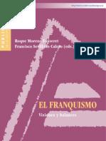 Roque Moreno y Francisco Sevillano El Franquismo Visiones y Balances