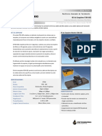 Ficha Tecnica Kit de Empalme FSM 60S