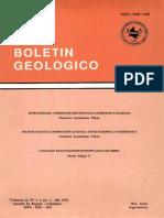 Boletin Geologico 32.pdf