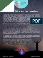 P. Dávila (Acudir a Dios en Las Pruebas)