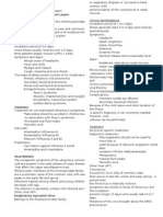 Upper Respiratory Diseases