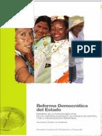 Reforma del Estado 2009