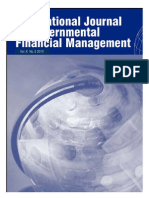 International Journal on Governmental Financial Management 2010 Volume 2