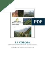 LA COLOSA- Implicaciones Legales y medioambientales, Angielly Blanco