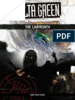 Delta Green RPG - The Labyrinth