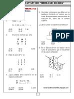 Practica Calificada de Razonamiento Matematico RM2 Ccesa007