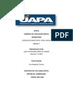 LEIDY  TAREA I CIENCIA SOCIALES EN EL NIVEL INICIAL - copia