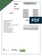 ComfortStar CCI-CHI-2013