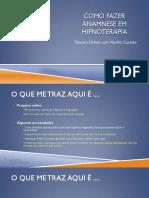 06-Como Fazer Anamnese Hipnoterapia - palestra online