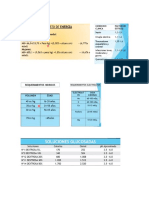 Formulas y requerimientos nutricion parenteral