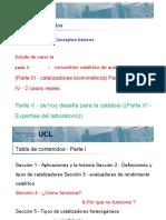 Heterogeneous Catalysis - Part Ib (107 slides) - E. Gaigneaux - QUITO - Jan2020.en.es