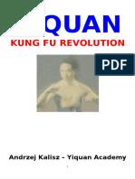 Yiquan. Kung Fu Revolution