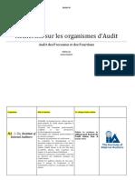 Types d'Audit